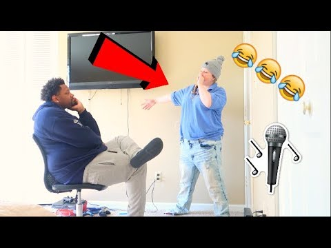 I WANT TO BECOME A RAPPER PRANK!!! (ON BOYFRIEND)