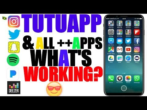 iOS 9-10.3.3/11: ALL ++ APPS_What's Not Working & What's Working | Spotify ++,Snapchat ++,Pandora ++