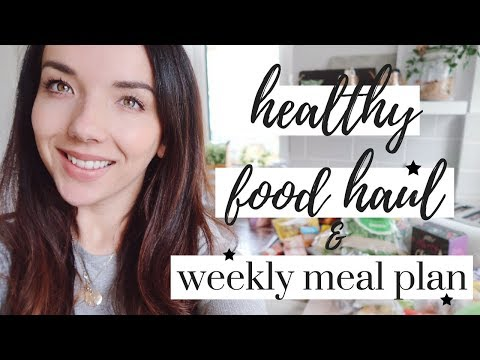 FOOD HAUL AND MEAL PLAN UK | TESCO HAUL 2018 | FAMILY OF 3