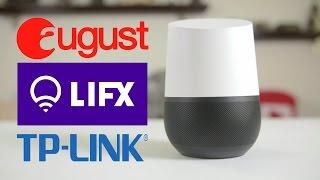 Google Home New Smart Home Integration - 3.28.17