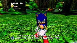 Sonic Adventure 2 Battle: Hero Story - Last Boss - Shadow (29)