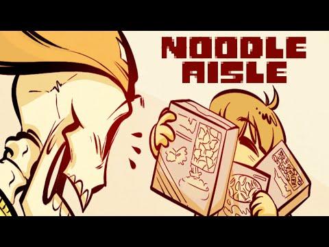 Noodle Aisle (Undertale Comic)