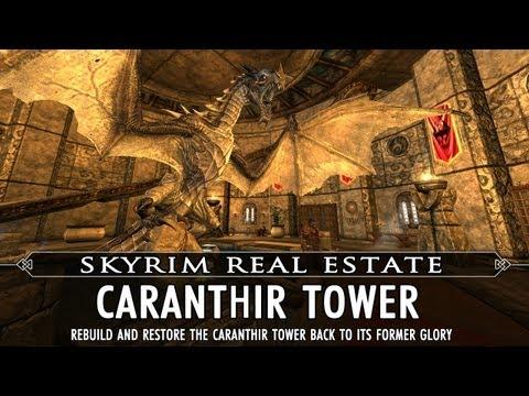 Skyrim Real Estate: Caranthir Tower