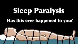 Terrifying & Nightmarish Facts About Sleep Paralysis
