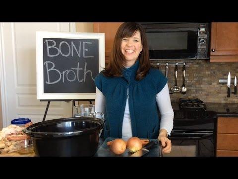 How to: Make Bone Broth (in a crockpot)