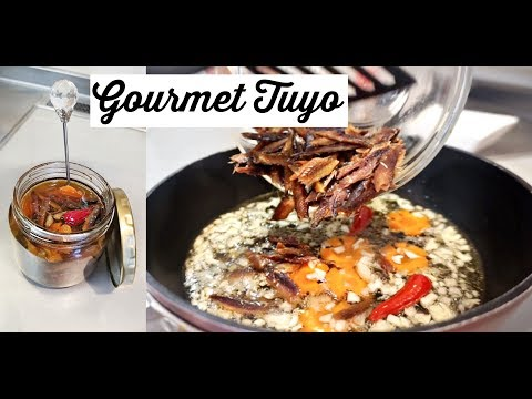 HOW TO MAKE GOURMET TUYO | ICY'SKITCHEN