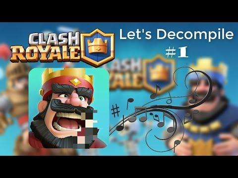 Clash Royale's Sounds - Let's Decompile #1