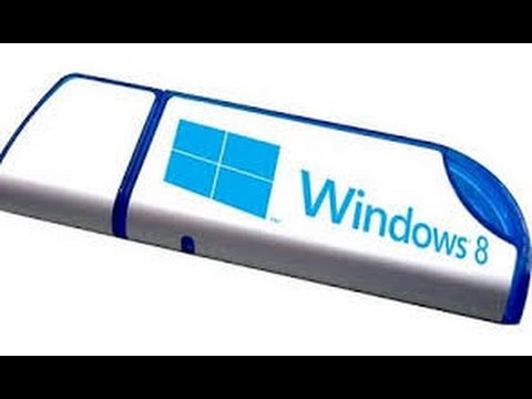 Install Windows 7 and Windows 8 From USB - Bootable Flash Drive