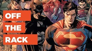 Heroes in Crisis and Doomsday Clock Returns! - Off the Rack Live!