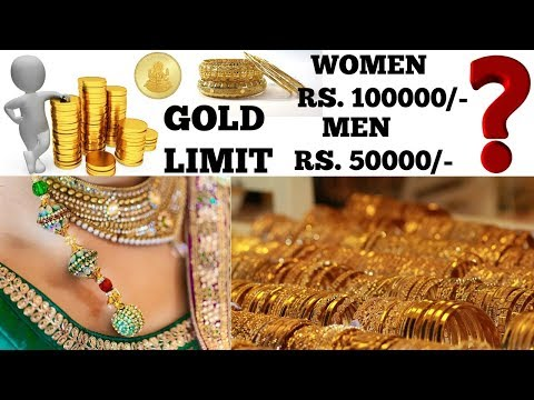 HOW MUCH GOLD CAN I BRING TO INDIA? CHECK YOUR LIMIT |  EPISODE 11 | HINDI