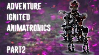 FNAF | Speed Edit] Making Adventure Withered Nightmare