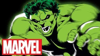 How Many Different Hulks Has Bruce Banner Been? | Earth's Mightiest Show