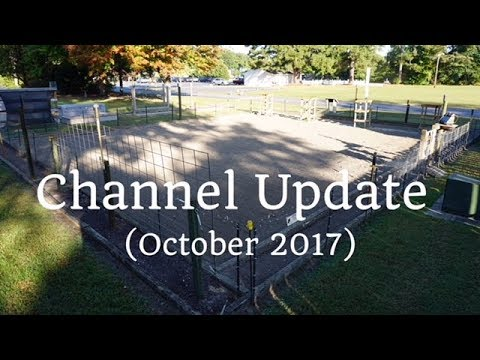Channel Update as of October 2017