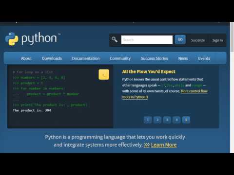 How to execute a python file on windows
