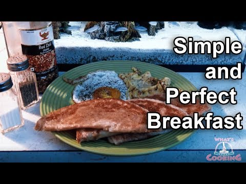How to Prepare a Easy and Simple Breakfast