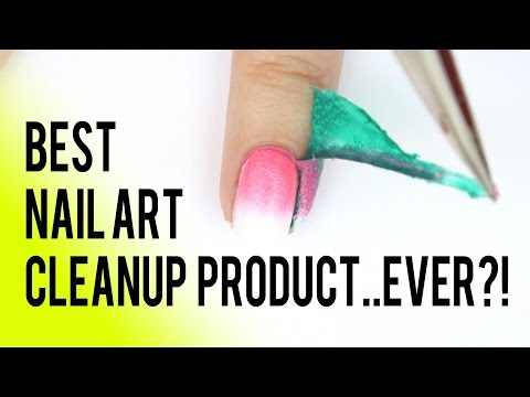 LIQUID LATEX NAIL HACK: BEST NAIL ART CLEANUP PRODUCT...EVER?!