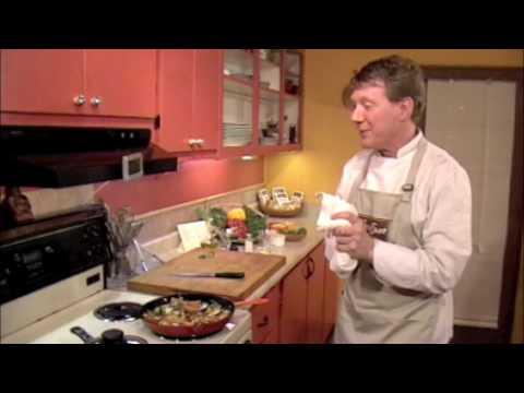 Italian Capicola Ham with Sweet Bell Pepper Couscous Recipe