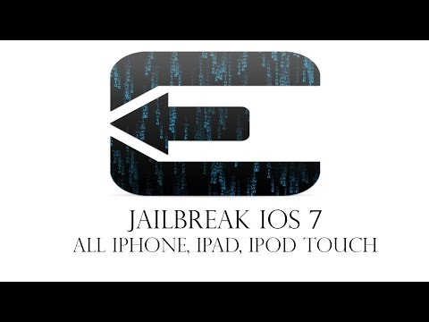 How to Jailbreak iOS 7 - iPhone 5S, 5C, 5, 4S & iPad & iPod touch [Untethered]