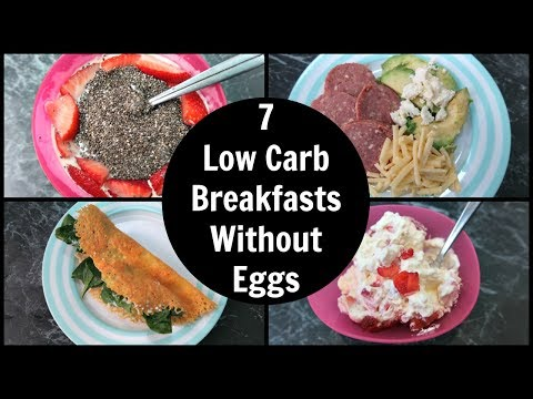 7 Low Carb Breakfast Without Eggs Ideas - Easy Keto Breakfasts With No Eggs