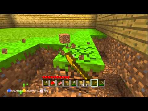 Minecraft Xbox 360 Edition [SURVIVAL MODE] Episode 3: The Peaceful Episode