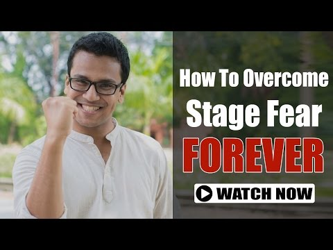 3 Practical Tips on How to Overcome Stage Fear of Public Speaking or Stage Fright