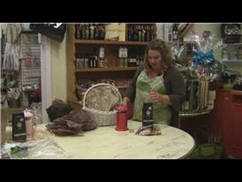 Gift Baskets : How to Make a Coffee Gift Basket