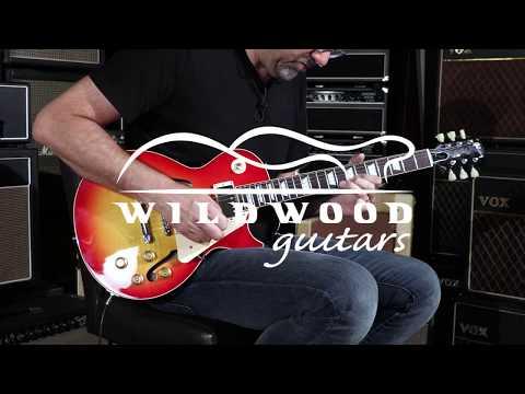 Gibson Memphis ES-Les Paul  •  SN: 10845750