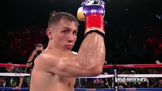 Media Talk Gennady Golovkin (HBO Boxing News)