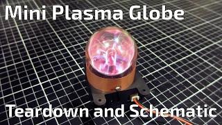 Download Mini Plasma Globe Teardown Video