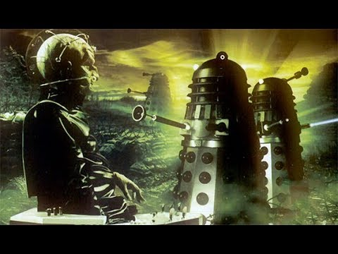 Genesis of the Daleks | The Nerd Corners Doctor Who Show