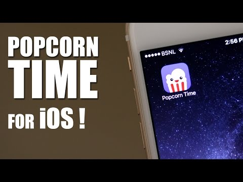 How to Install Popcorn Time on iOS (No Jailbreak)
