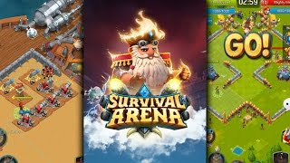 Survival Arena - New Competitive Tower Defense Multiplayer APP with PVP-Mode | 2017 |