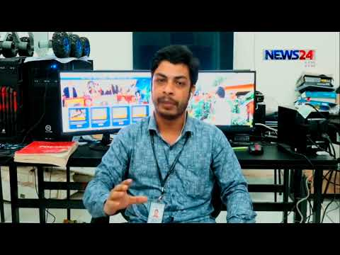 My (Nabil) interview in news24 Internet Talk  Biz Shonglap September 2017