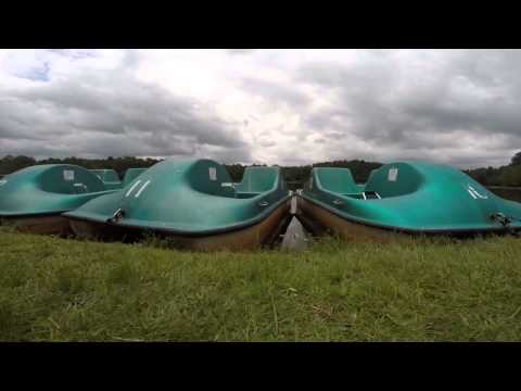 The Paddle boat Expedition