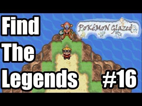Pokemon Glazed Finding the legends #16 - Deoxys