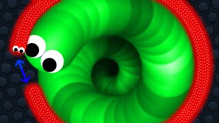 Slither.io Best Trolling Snake Trolls Pro Snakes Epic Slitherio Gameplay