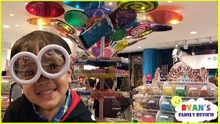 Kid in a candy store Dylan