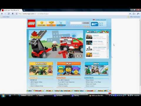 Lego Digital Designer Tutorials ~ How to download LDD