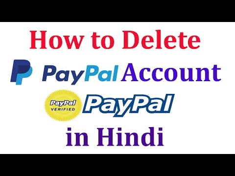 How to Delete Paypal Account in Hindi || Technical Naresh