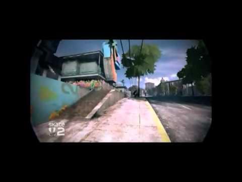 Skate 2   Front Flips + Back Flips + Realistic Grinds   x BlueRobot
