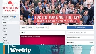 Ontario Proud takes aim at Justin Trudeau   The Weekly with Wendy Mesley