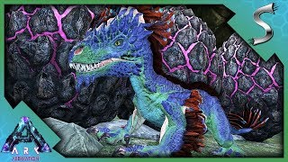 លេង [Ark Server Mod] STEALING Rock Drake Egg (Ark Ragnarok Map