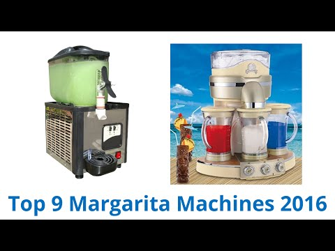 9 Best Margarita Machines 2016