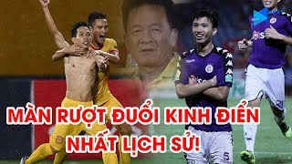 Đau tim với màn rượt đuổi kịch tính nhất trọng lịch sử   Hà Nội FC - DNH Nam Định   NEXT SPORTS