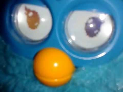 Furbys deep in conversation