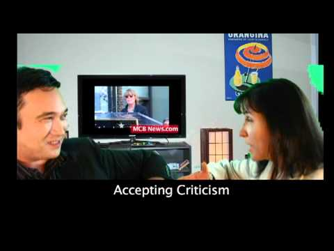How to Gracefully Accept Criticism