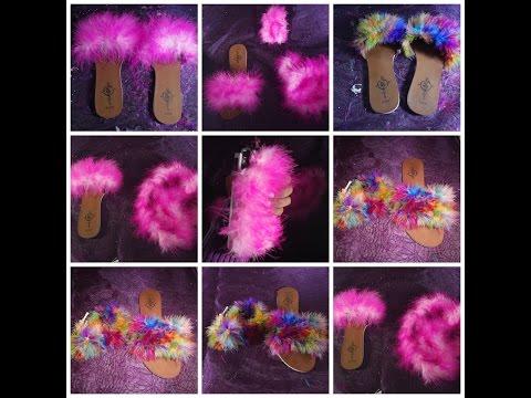 DIY-Fur .....Sandals