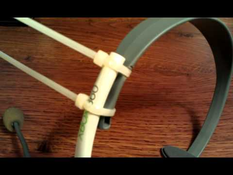 How To Fix A Broken Xbox 360 Wired Headset