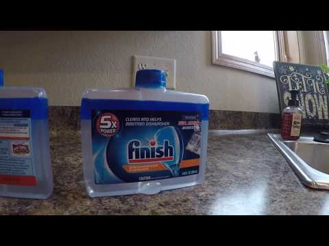 Finish Dishwasher Clean Full Review