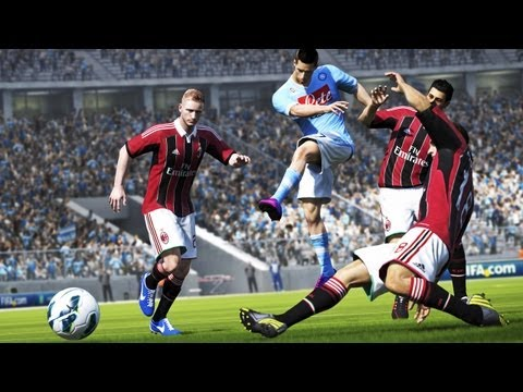 FIFA 14: The Best Form to Score Goals